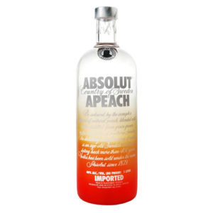 Absolut Peach