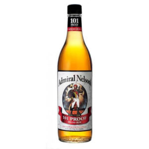 Admiral Nelson's Spiced 101 proof