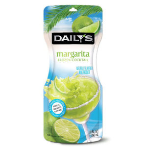 Daily's Lime Margarita Pouches