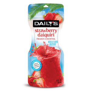 Daily's Strawberry Daiquiri Pouches