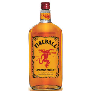 Dr McGillicuddy's Fireball Cinnamon Whisky