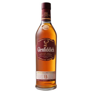 Glenfiddich 15 year Solera