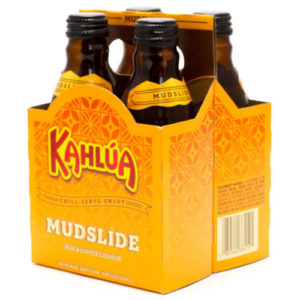 Kahlua Mudslide-4 packs