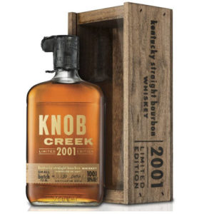 Knob Creek 2001 Limited Edition