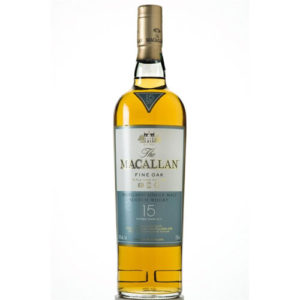 MacAllan 15 year