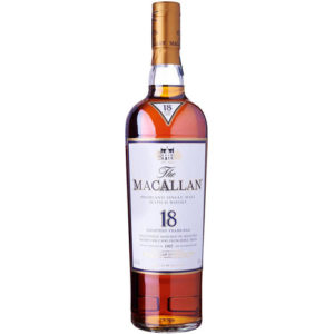 MacAllan 18 year