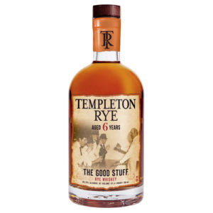 Templeton Rye 6 yr