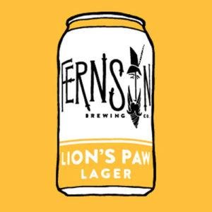 Fernson Lion's Paw Lager