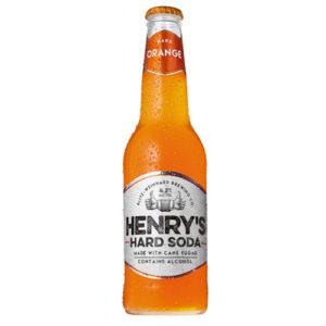Henry's Hard Orange