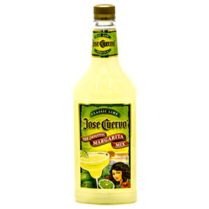 Jose Cuervo Lime Margarita Mix