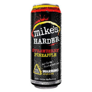 Mike's Harder Strawberry Pineapple