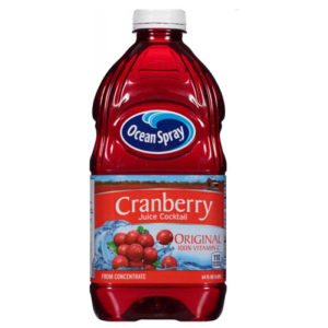 Ocean Spray Cranberry Cocktail