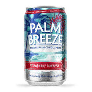 Palm Breeze Strawberry Pineapple