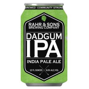 Rahr & Sons Dadgum IPA
