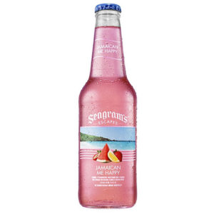 Seagram's Jamaican Me Happy