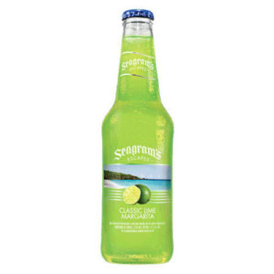 Seagram's Lime Margarita