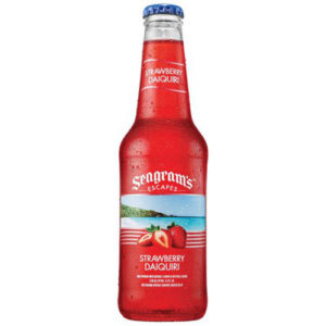 Seagram's Strawberry Daiquiri