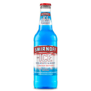 Smirnoff Ice Red, White & Berry