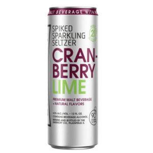 Smirnoff Spiked Seltzer Cranberry Lime