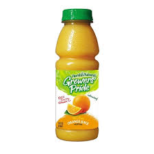 Grower's Pride Orange Juice