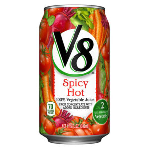 V8 Spicy Hot
