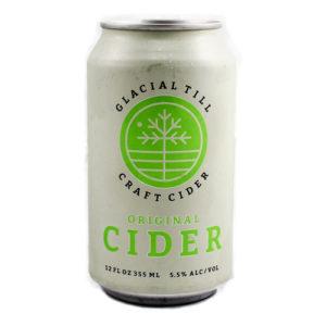 Glacial Till Cider