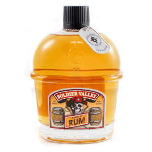 Soldier Valley Amber Rum