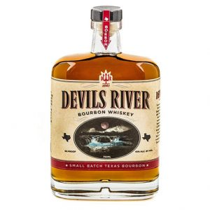 Devil's River Bourbon Whiskey