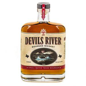 Devil's River Bourbon Whiskey