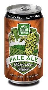 New Planet Pale Ale – Gluten Free