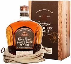 Crown Bourbon Mash