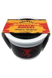 Fireball Bucket