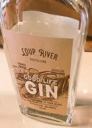 Loup River Good Life Gin