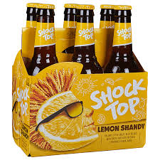 Shock Top Lemon Shandy