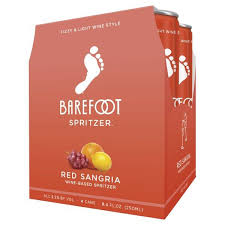 Barefoot Spritzer Red Sangria