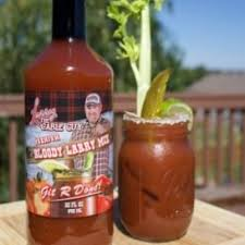 Larry the Cable Guy Bloody Mary Mix