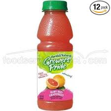 Grower's Pride Grapefruit Juice