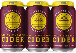 Glacial Till Passion Pineapple