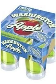 Twisted Shotz Washington Apple
