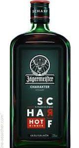 Jägermeister Hot Scharf – Hot Ginger