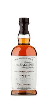 Balvenie 21 Year