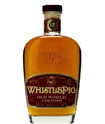 Whistle Pig Rye Whiskey 12 Year