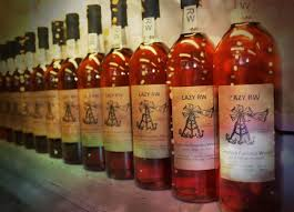 Lazy RW Cinnamon Whiskey