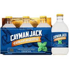 Cayman Jack Mojito