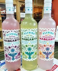 Fly Bird Margaritas – Assorted Flavors